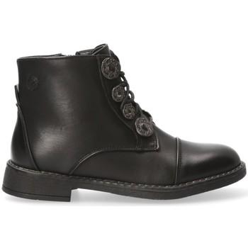 Skor Flickor Boots Chika 10 54214 svart