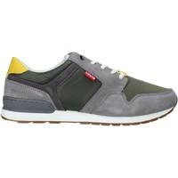 Skor Herr Sneakers Levi's 227823 744 Grön