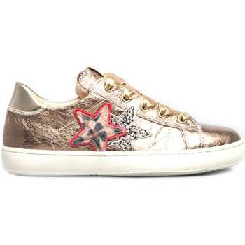 Skor Barn Sneakers NeroGiardini I031700F Guld