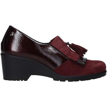 Skor Dam Loafers Enval 6276322 Röd