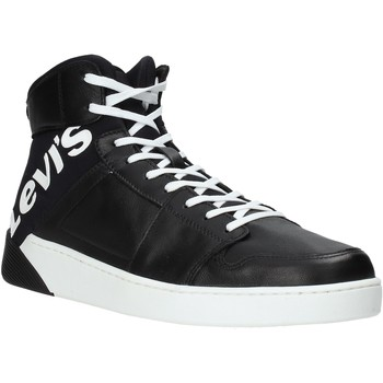Skor Dam Höga sneakers Levi's 230699 931 Svart