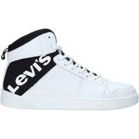 Skor Dam Höga sneakers Levi's 230699 931 Vit