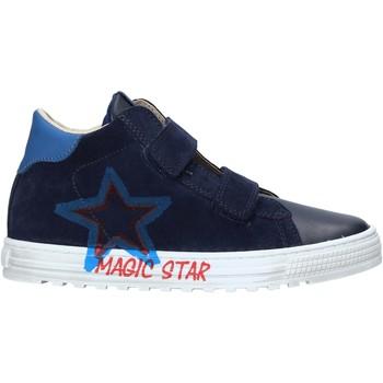 Skor Barn Sneakers Naturino 2015394 01 Blå