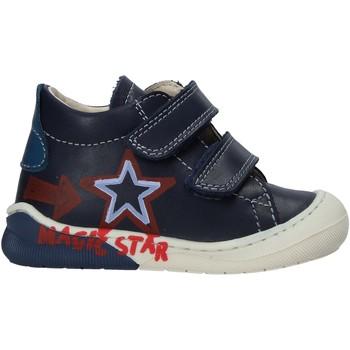 Skor Barn Sneakers Naturino 2015354 01 Blå