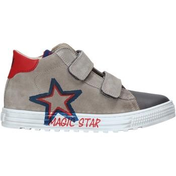 Skor Barn Höga sneakers Naturino 2015394 01 Grå