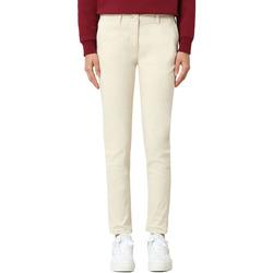 textil Dam Chinos / Carrot jeans Napapijri NP0A4EPA Vit