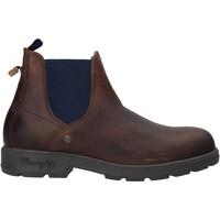 Skor Herr Boots Wrangler WM02050A Brun