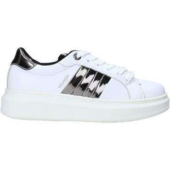 Skor Dam Sneakers Wrangler WL02680A Vit