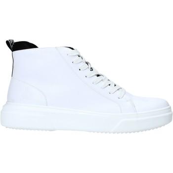 Skor Herr Höga sneakers Rocco Barocco RB-HOWIE-1401 Vit