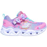 Skor Barn Sneakers Skechers 302088N Rosa