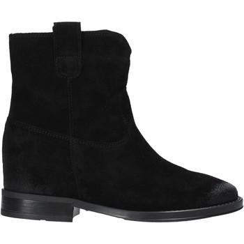 Skor Dam Boots Pregunta MAA3307 Svart