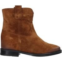 Skor Dam Boots Pregunta MAA3307 Brun