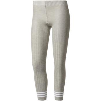 textil Dam Leggings adidas Originals BR9627 Grå