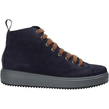 Skor Dam Höga sneakers IgI&CO 6162233 Blå