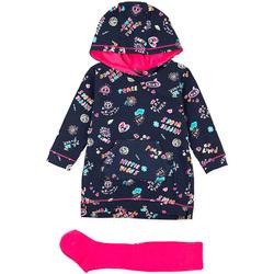 textil Barn Set Losan 026-8030AL Blå