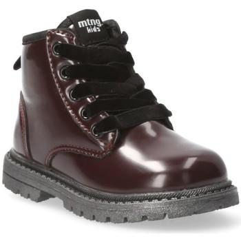 Skor Flickor Boots Mustang Kids 54219 röd
