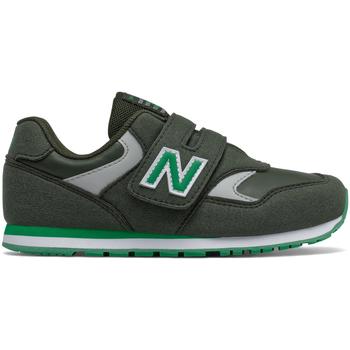 Skor Barn Sneakers New Balance NBIV393CGN Grön