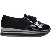 Skor Dam Loafers Grace Shoes GLAM004 Svart