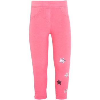 textil Flickor Leggings Losan 026-6015AL Rosa