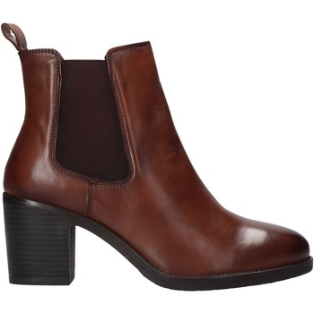 Skor Dam Boots Café Noir XV126 Brun