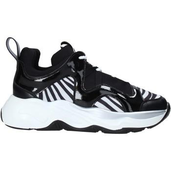 Skor Dam Sneakers Café Noir XV942 Svart