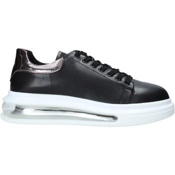 Skor Dam Sneakers Café Noir XV941 Svart