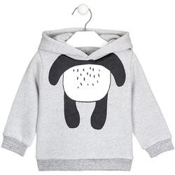 textil Barn Sweatshirts Losan 027-6003AL Grå