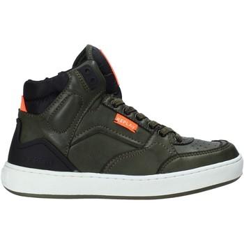 Skor Barn Höga sneakers Replay GBZ19 003 C0021S Grön