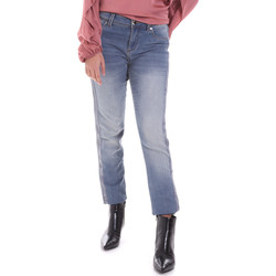 textil Dam Jeans Gaudi 021BD26015 Blå