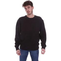 textil Herr Sweatshirts Calvin Klein Jeans J30J315702 Svart