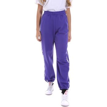 textil Dam Joggingbyxor Champion 113342 Violett