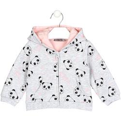 textil Barn Sweatshirts Losan 028-6013AL Grå
