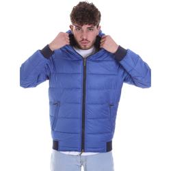textil Herr Täckjackor Gaudi 021GU35007 Blå