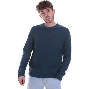 textil Herr Tröjor Gaudi 021GU53041 Blå