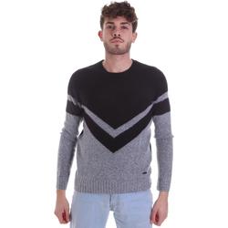 textil Herr Tröjor Gaudi 021GU53082 Grå