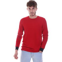 textil Herr Tröjor Gaudi 021GU53006 Röd