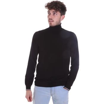 textil Herr Tröjor Gaudi 021GU53003 Svart