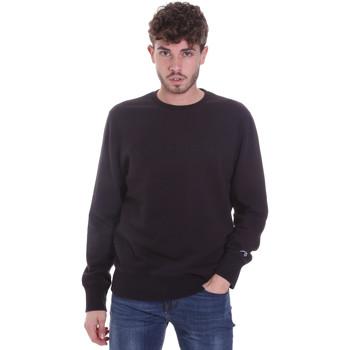 textil Herr Sweatshirts Champion 215207 Blå