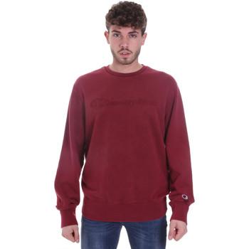 textil Herr Sweatshirts Champion 215207 Röd