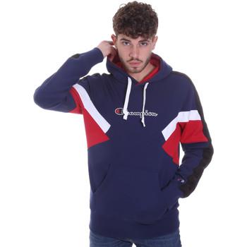 textil Herr Sweatshirts Champion 214783 Blå