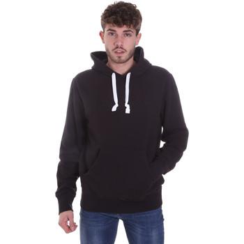 textil Herr Sweatshirts Champion 215206 Svart