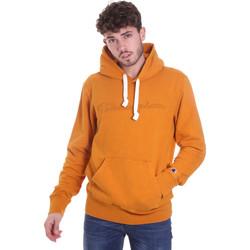 textil Herr Sweatshirts Champion 215206 Orange