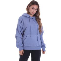 textil Dam Sweatshirts Levi's 85279-0024 Blå