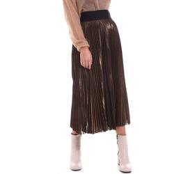 textil Dam Kjolar Liu Jo WF0475 J4032 Brun