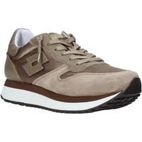 Skor Dam Sneakers Lotto 215084 Beige