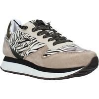 Skor Dam Sneakers Lotto 215089 Beige