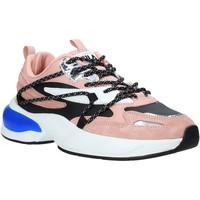 Skor Dam Sneakers Fila 1011014 Rosa