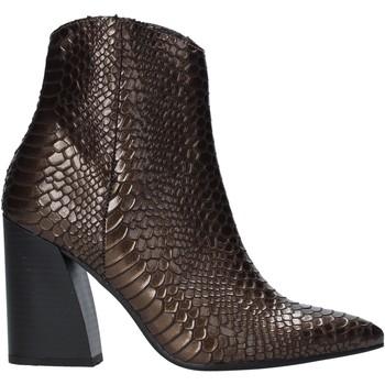 Skor Dam Stövletter Grace Shoes 724K004 Brun