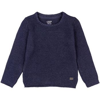 textil Barn Tröjor Losan 025-5652AL Blå