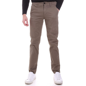 textil Herr Chinos / Carrot jeans Sseinse PSI646SS Beige